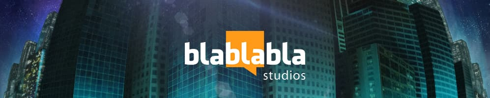 Bla Bla Bla Studios banner