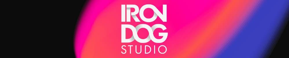 Iron Dog Studio banner