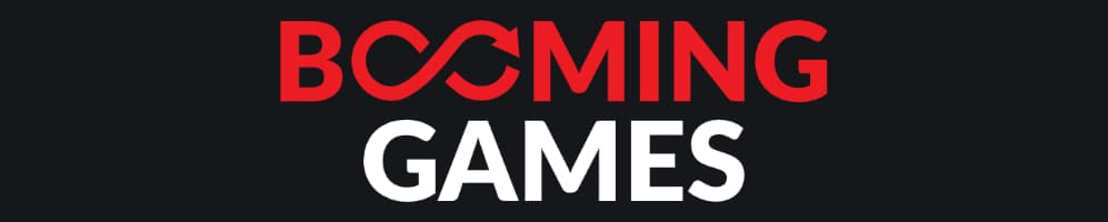 Booming Games banner