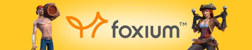 Foxium banner