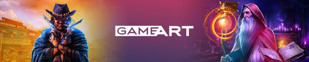GameArt banner