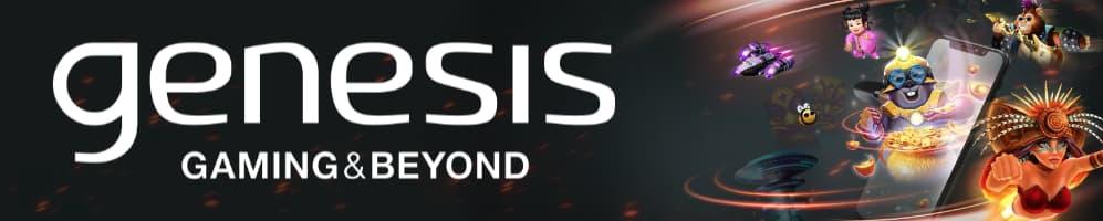 Genesis Gaming banner