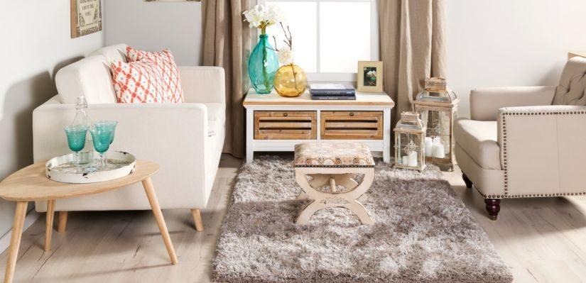 stylový skandinávský nábytek