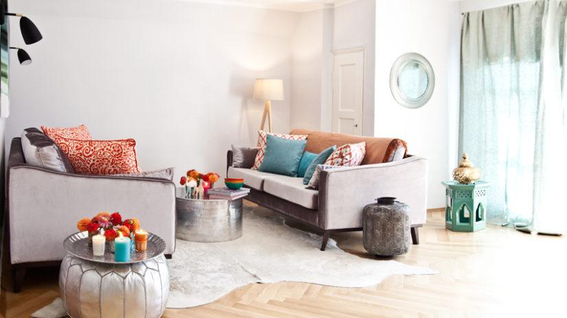 sedací orientální nábytek