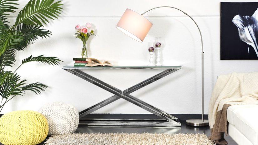 stojací lampy do obývacího pokoje