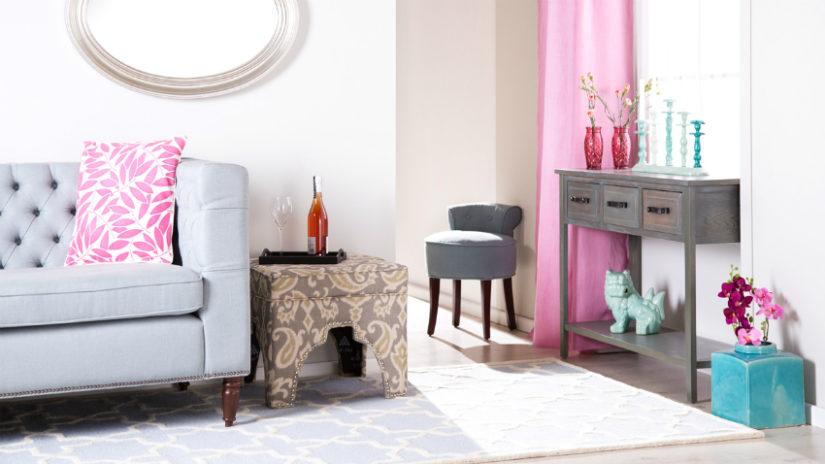 efektní závěsy do obývacího pokoje