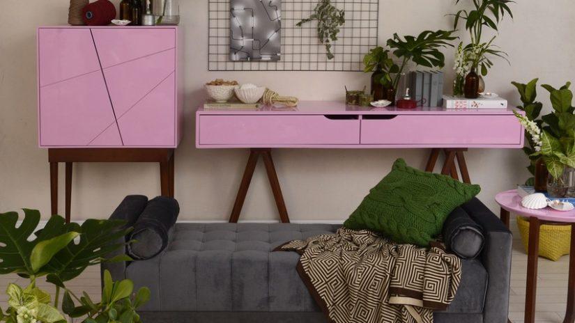 dívčí nábytek