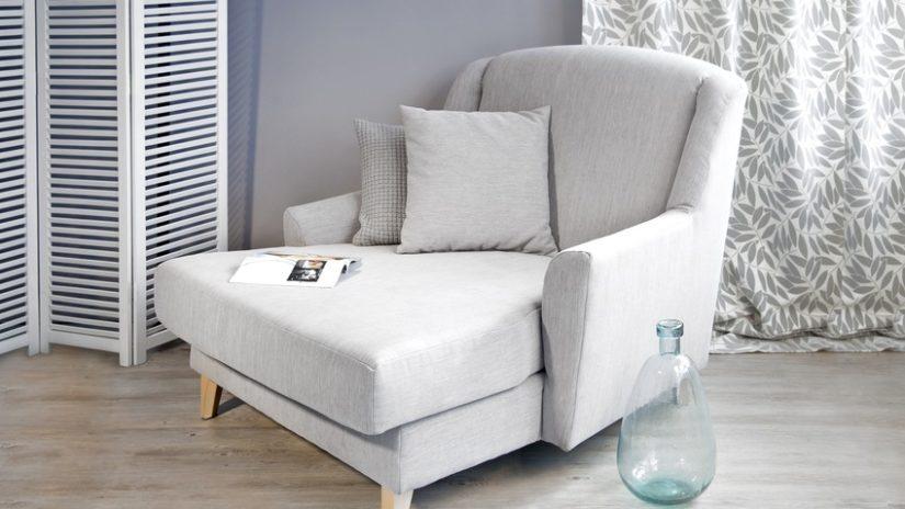 lounge nábytek - lenoška