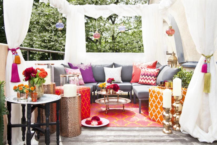 moderní zahradní nábytek
