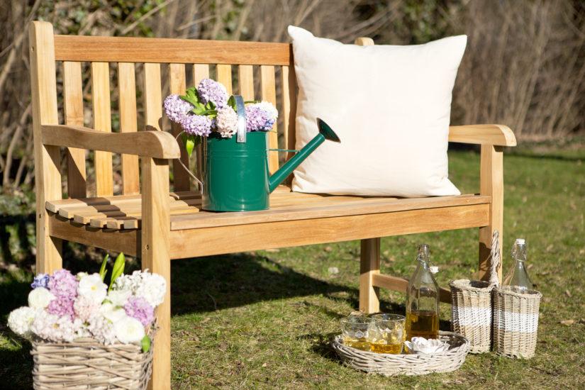 zahradní nábytek - lavice