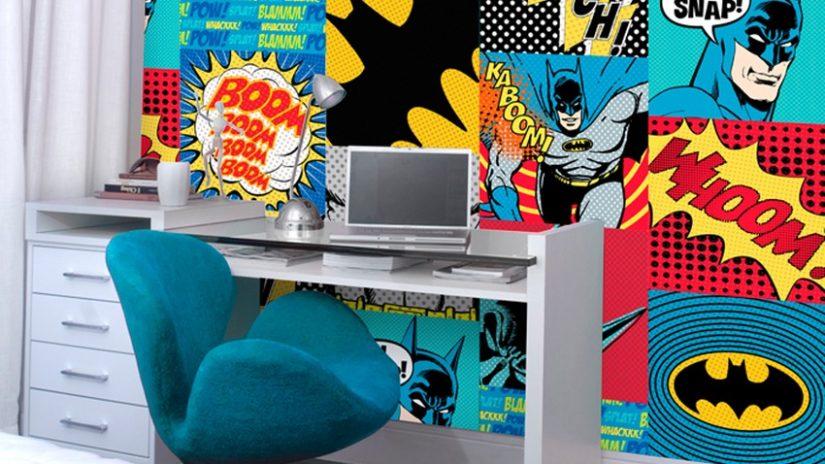 kancelářské dekorace - tapety