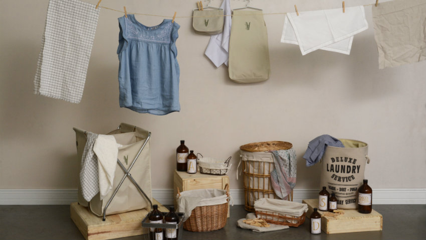 Prádelní koš