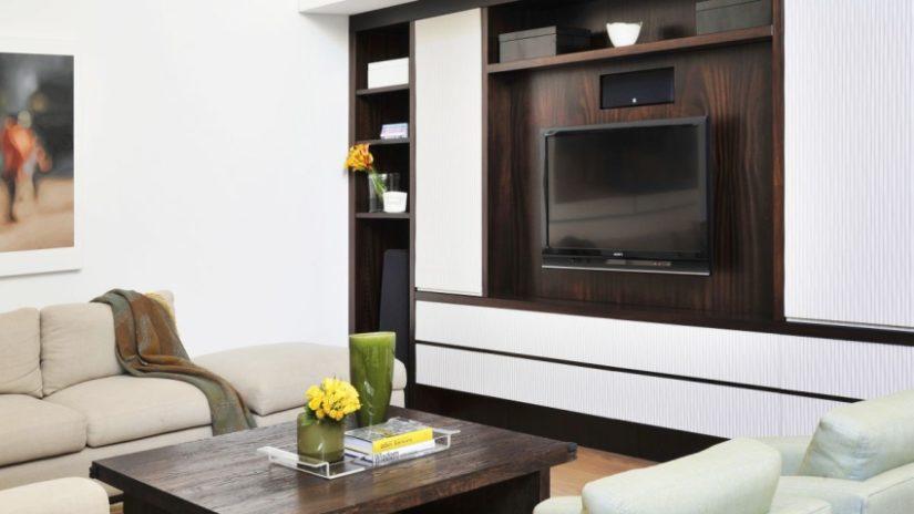 TV nábytek - stěna