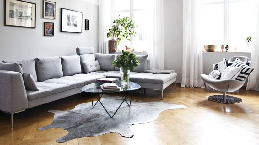 záclony do obývacího pokoje