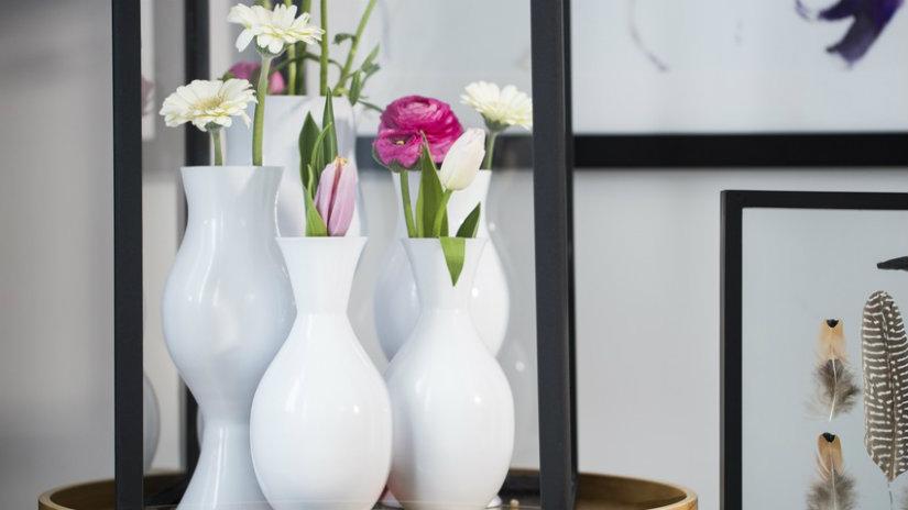 porcelánové vázy