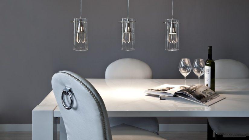 designové závěsné lampy