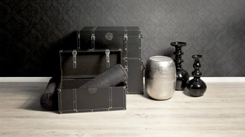 stylové stříbrné vázy