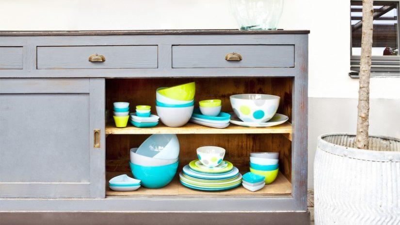 kuchyňské skříňky ve venkovském stylu