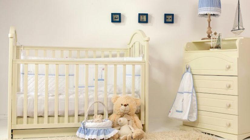 krásný dětský pokoj