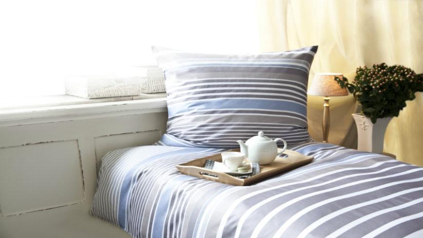postel 90 x 190 ve venkovském stylu