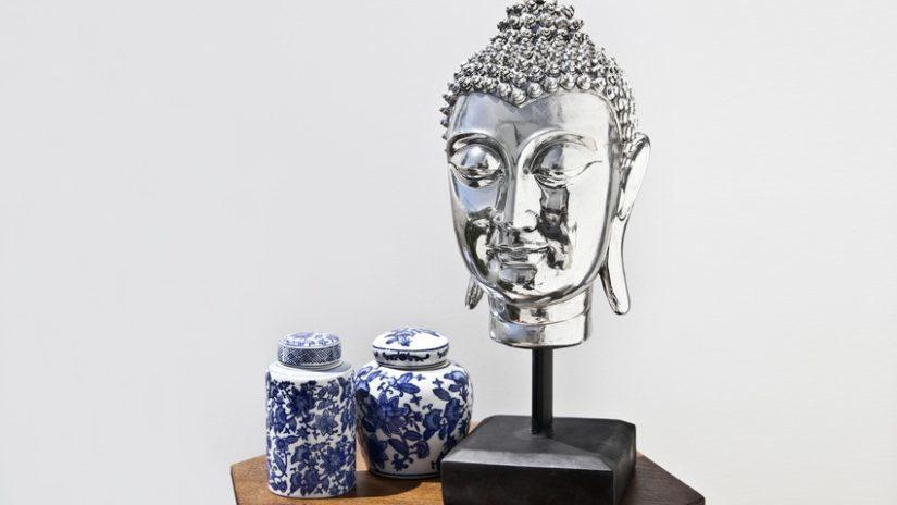 stylová soška Buddhy