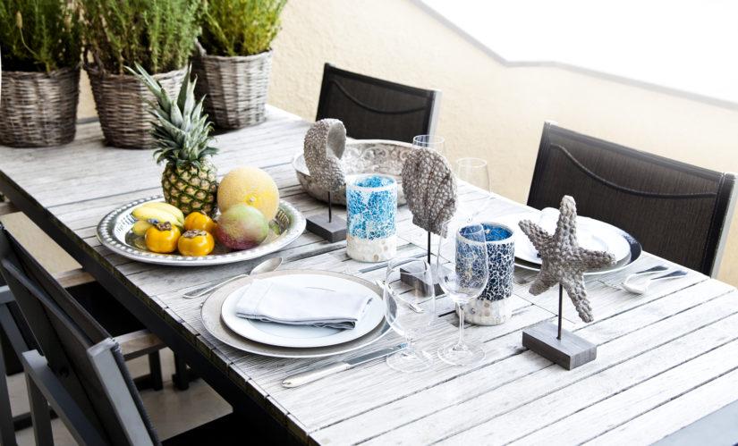 hliníkový kvalitní zahradní nábytek