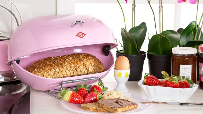 růžový chlebník