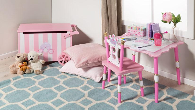 pokoj pro miminko - holčičku