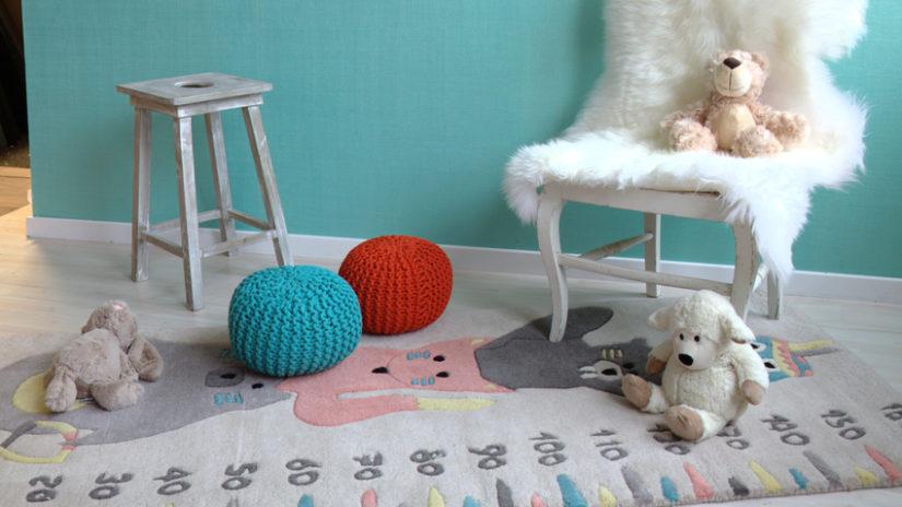 stylový pokoj pro miminko