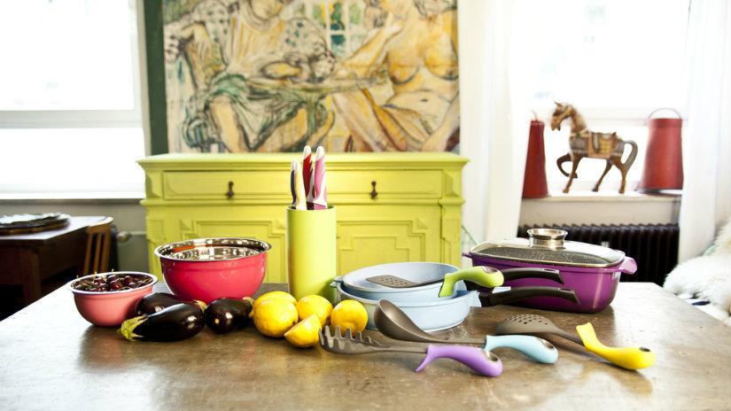stylové tapety do kuchyně