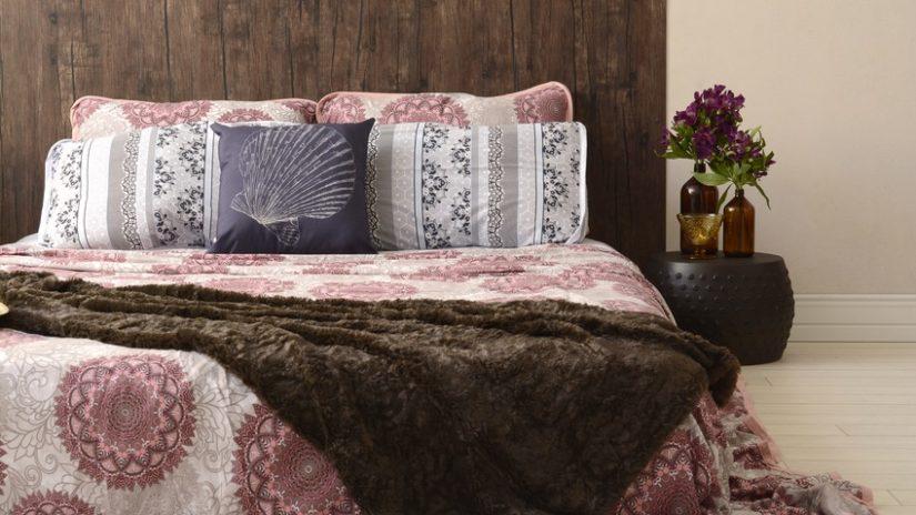 kožešinová hřejivá deka
