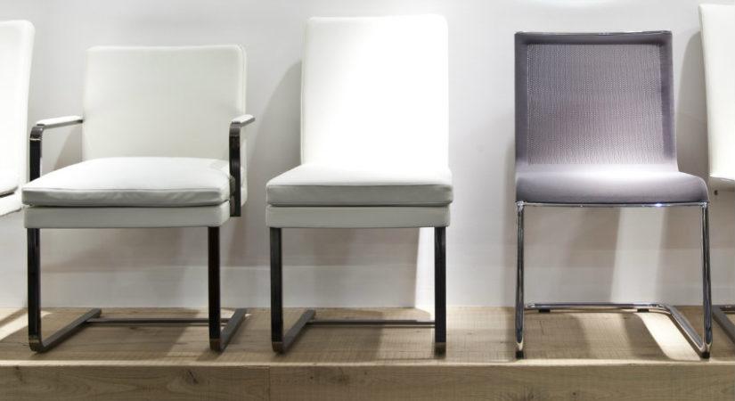 stylová konzolová židle