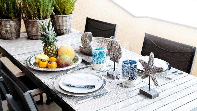 zahradní italský nábytek