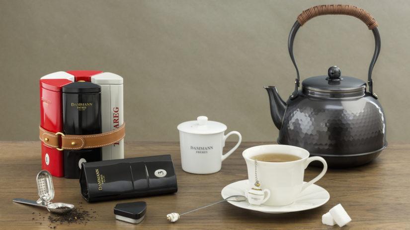 stylové krabice na čaj
