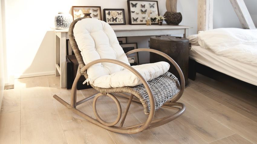 rustikální styl - ložnice