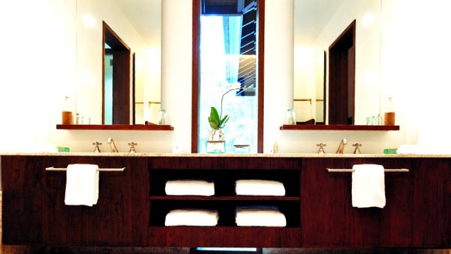 Badideen kreative wohntipps und inspiration bei westwing for Badideen mit holzfliesen