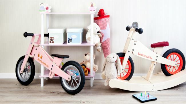 Mit Spielsachen Babyzimmer gestalten