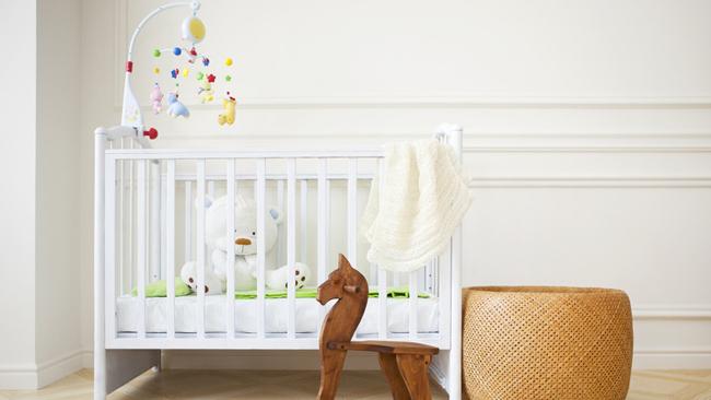 Babyzimmer einrichten mit Wickelkommode