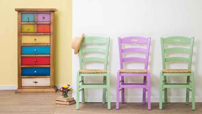 Kinderzimmer Farben mit Pastelltönen