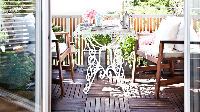 balkon seitensichtschutz jetzt 70 sparen westwing. Black Bedroom Furniture Sets. Home Design Ideas