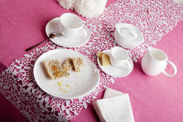 Leonardo Porzellan - Milchkännchen - Kaffeetisch