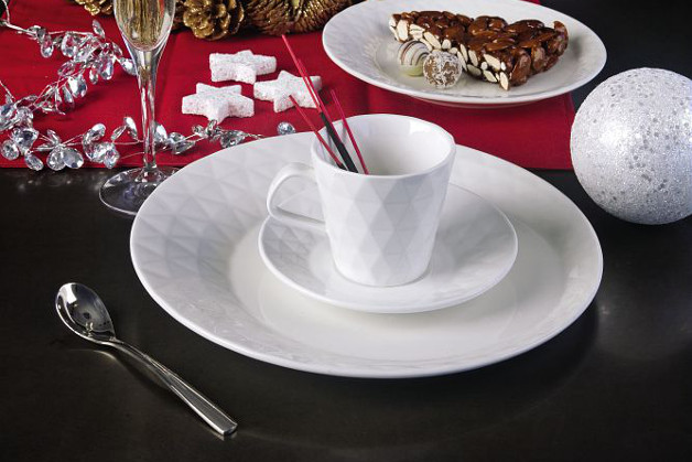 freude auf dem tisch porzellan von tognana i westwing. Black Bedroom Furniture Sets. Home Design Ideas