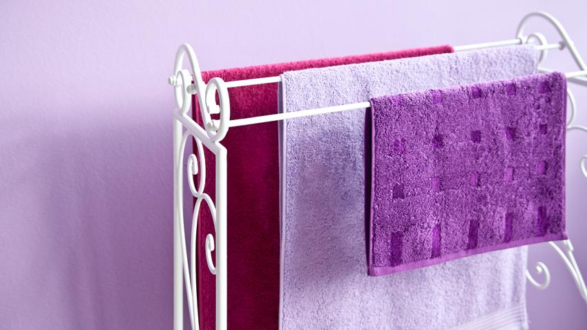 Handtuchhalter freistehend