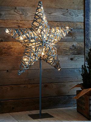 Markslöjd > weihnachtliche Lichter