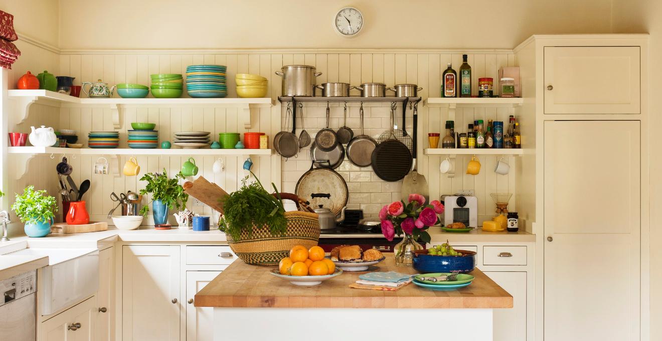 Cocinas modernas y funcionales en westwing for Alacenas de cocina modernas