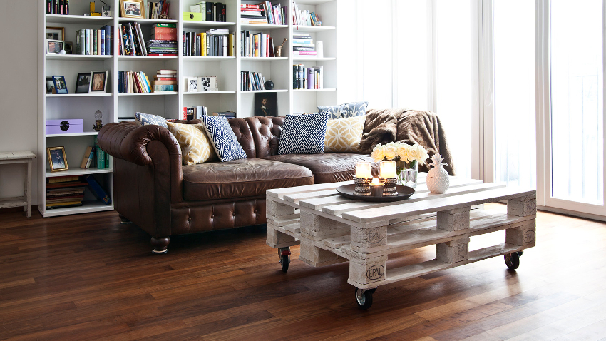 decoracin de salones ideas para tu casa