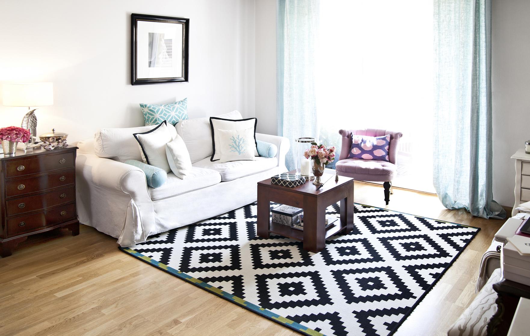 Alfombras confort total para el suelo de casa westwing - Alfombras para casas ...