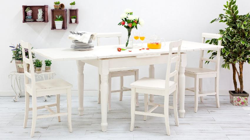 Sillas de comedor todos los estilos en westwing Sillas de comedor blancas modernas