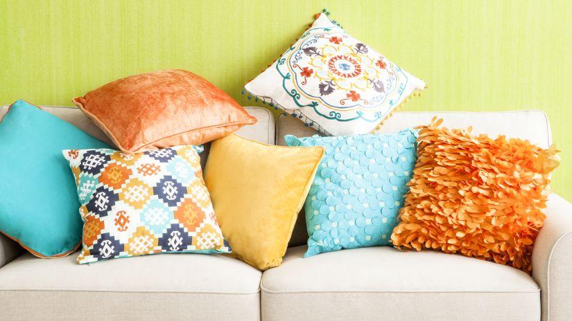 Cojines textiles funcionales y vers tiles en westwing - Cojines bonitos ...