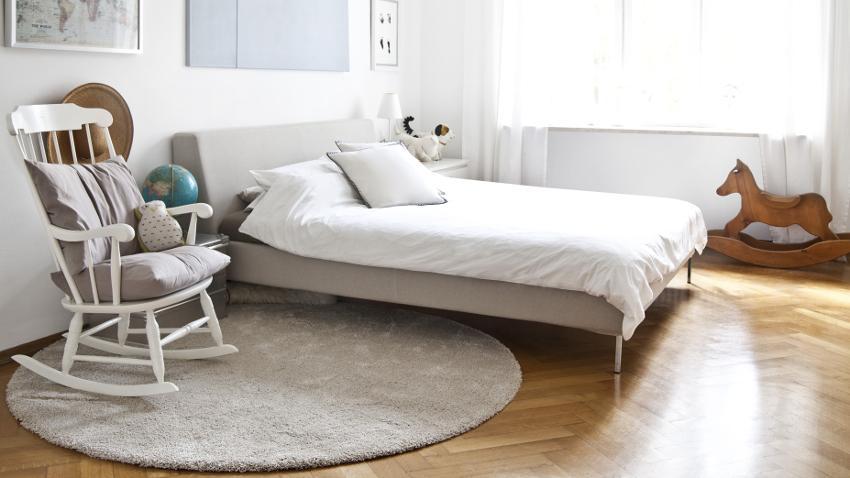 Dormitorios camas armarios y accesorios westwing - Alfombras para dormitorio ...